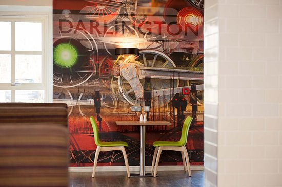 Holiday Inn Darlington - North A1m: Guest Dining Lounge