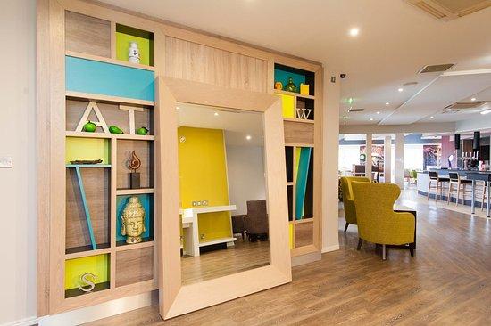 Newton Aycliffe, UK: Hotel Lobby