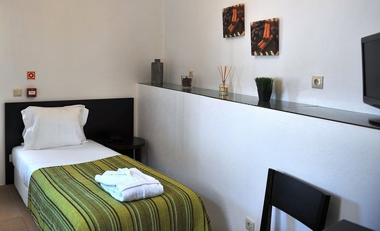 Arganil, Πορτογαλία: Standard Single Room