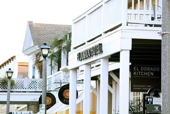 El Dorado Hotel & Kitchen: RESTAURANT