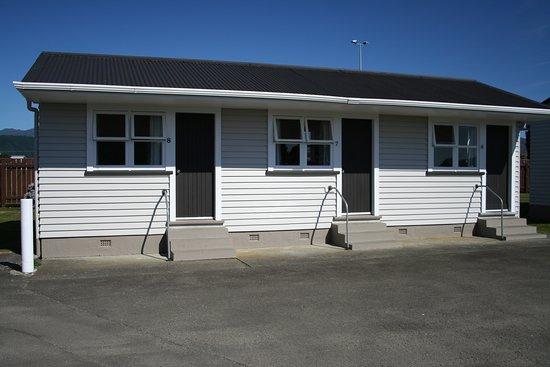Levin, Nueva Zelanda: Basic cabins
