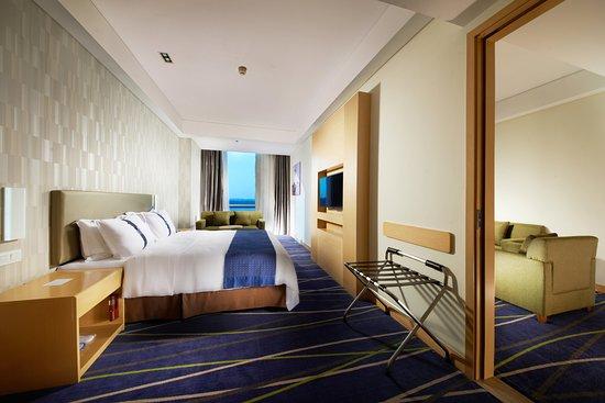Zhengzhou, China: Guest Room