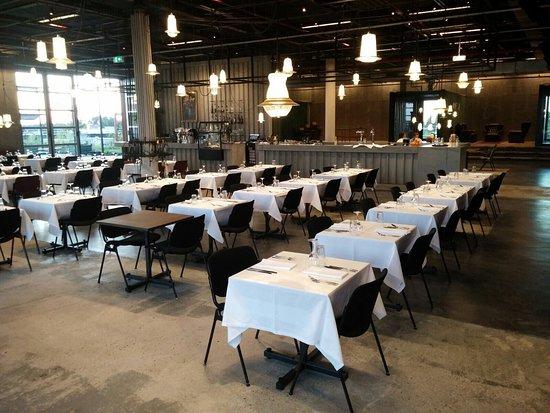 Restaurant bureau amsterdam sloten en riekerpolder restaurant