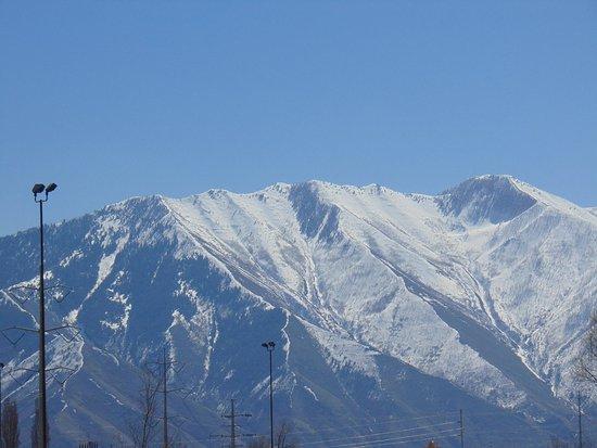 Springville, Utah: Scenery / Landscape