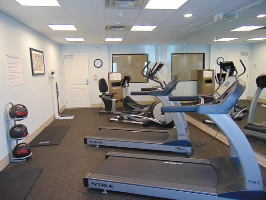 Springville, UT: Fitness Center