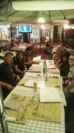 Campagnano di Roma, Italia: Eccoci il 18 agosto come da recensione