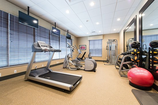 Aiken, Carolina del Sur: On Site Fitness Center