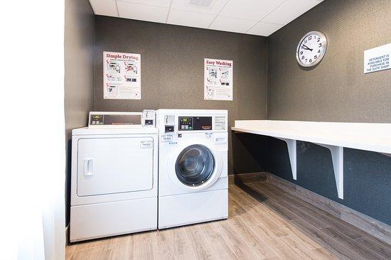 Aiken, Güney Carolina: Laundry Facility