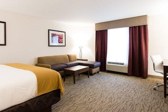 ไอเคน, เซาท์แคโรไลนา: Junior Suite Guest Room with King Bed Reverse Angle