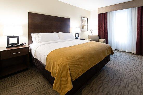 Aiken, Carolina del Sur: Executive King Suite Bedroom