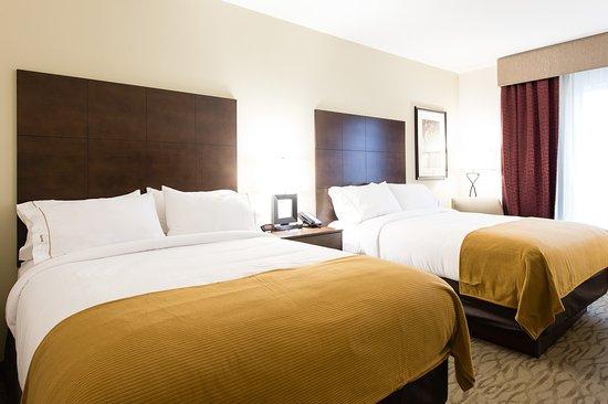 Aiken, Carolina del Sur: Double Queen Bed Guest Room