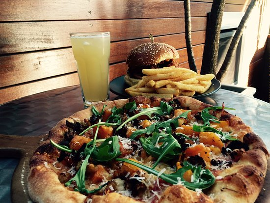 East Maitland, Austrália: Pizza