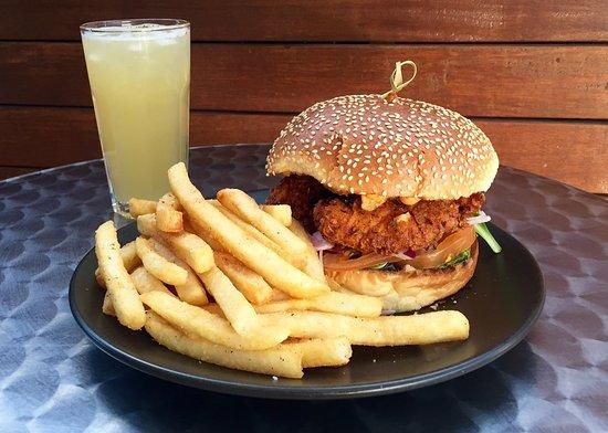 East Maitland, Avustralya: Special Burger