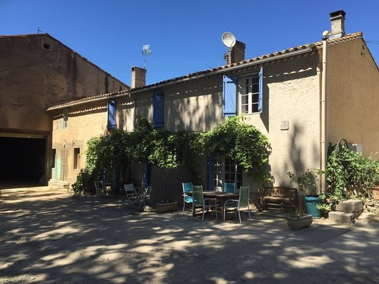 Cooking by The Canal du Midi: Location