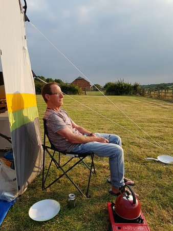 Barford Top Campsite: 20160818_184923_large.jpg