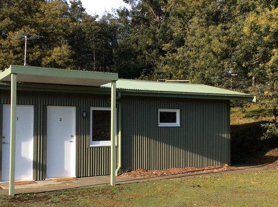Tarraleah, Australia: The Deer Cabins - Economy option