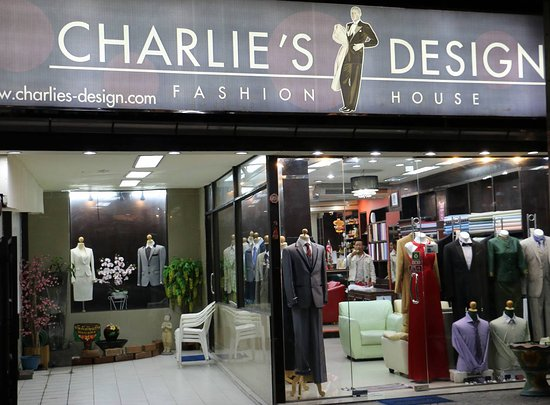 ‪Charlie's Design Fashion House‬