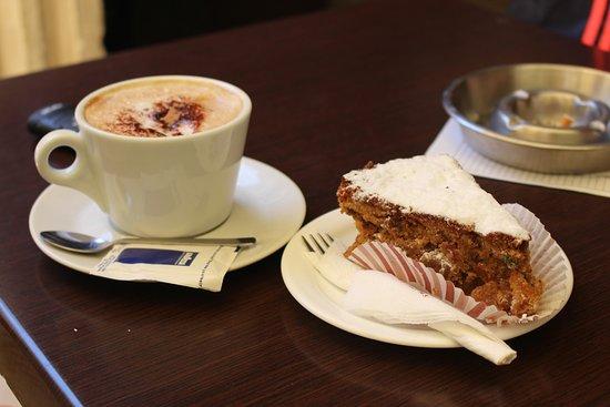 Coffee And Cake In Swedish
