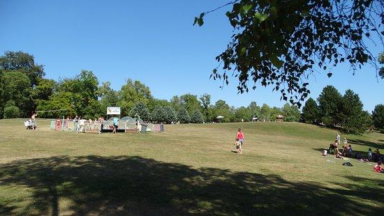 Gisors, ฝรั่งเศส: Parc
