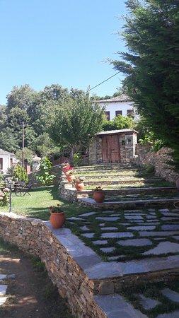 Agios Lavrentios, Grecia: Iliopetra Luxury Suites