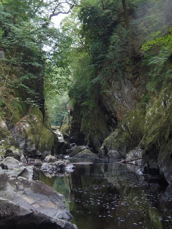 Eglwysbach, UK: The Fairy Glen