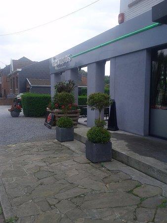 Liege Province, Belgia: restaurant