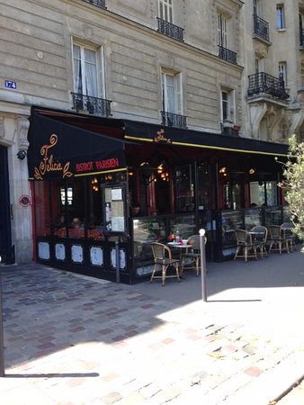 The bistro - Picture of Felicie, Paris - TripAdvisor