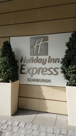 Holiday Inn Express Edinburgh - Royal Mile: 20160818_151552_large.jpg