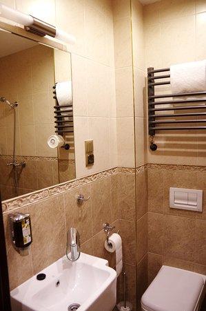 Província de Pomerania, Polônia: Recently remodelled bathroom.