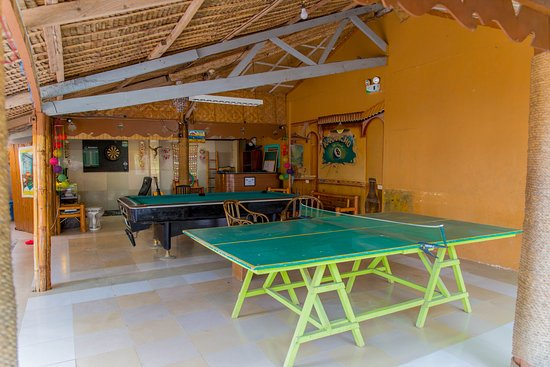 Billiards and Ping Pong Game Room Picture of Karancho Beach