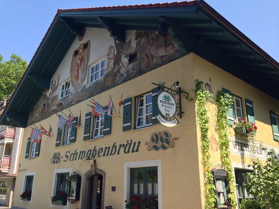 Wieninger Schwabenbräu: Wirtshaus bávaro