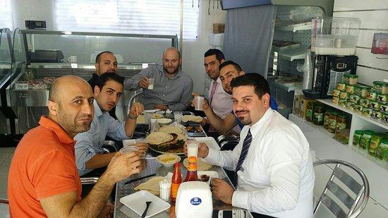 العزيبة, عمان: Butchery & BBQ