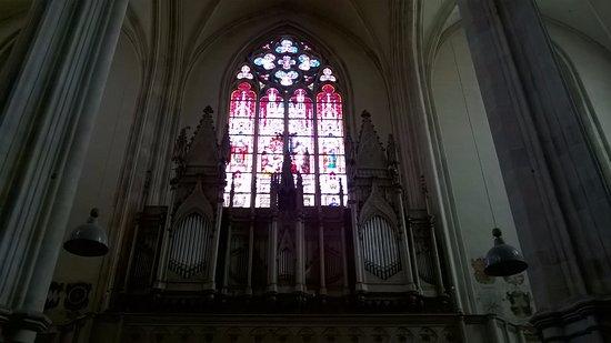 Church of the Minorites (Minoritenkirche) : L'organo