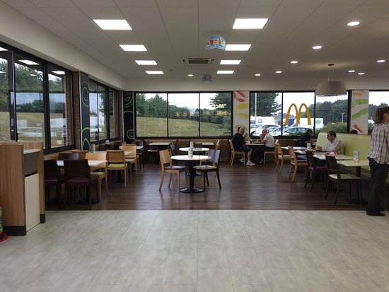 Sutton Scotney, UK: McDonald's Restaurants Ltd