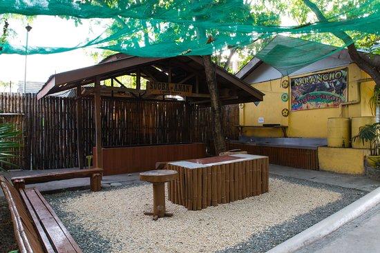 BBQ Grill Area Picture of Karancho Beach Resort Lapu Lapu