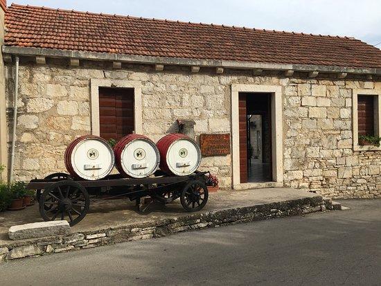 Smokvica, Kroatien: Vinarija Toreta