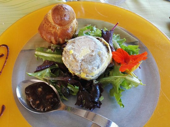 Moulin du Pont: Foie gras