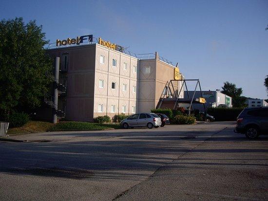 hotelF1 Besancon Valentin- Espace Valentin centre