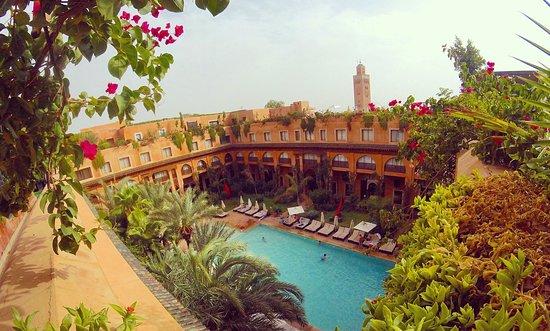 Photo0 Jpg Photo De Les Jardins De La Koutoubia Marrakech