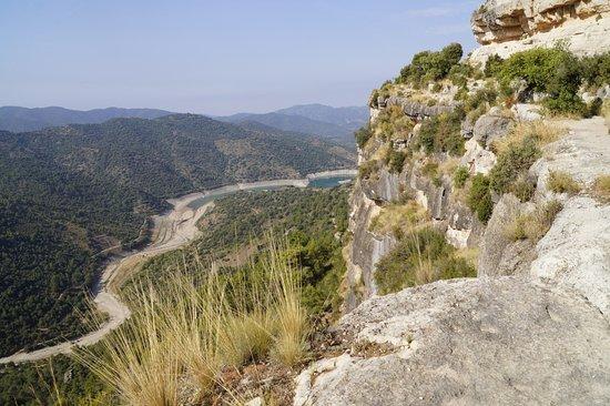 Siurana, España: Cañadas y desfiladeros en torno a un paisaje excepcional.
