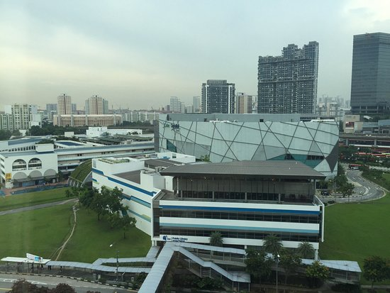 ‪‪Jurong‬, سنغافورة: View from room‬
