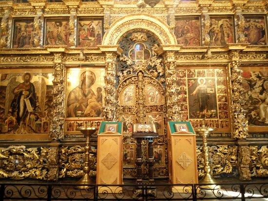 Резултат с изображение за илья пророк ярославль иконостас