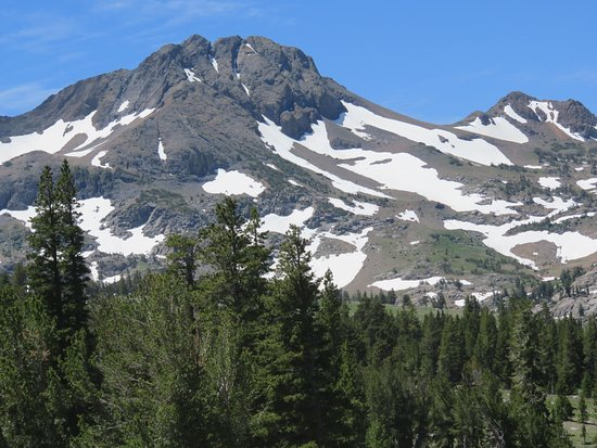 South Lake Tahoe, CA: From near Carson Pass