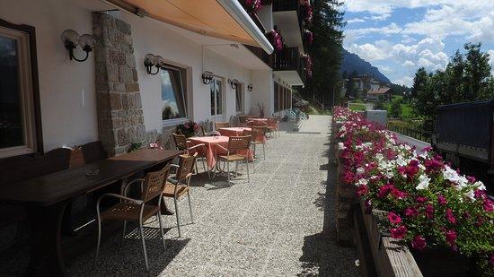 Terrazza Hotel Des Alpes