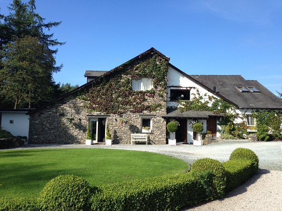 Lake house pool picture of gilpin hotel lake house windermere tripadvisor for Windermere hotels with swimming pools