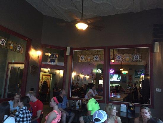 Savage's Ale House, 127 North High Street, Muncie, Indiana