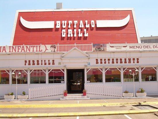 Buffalo grill zaragoza fotograf a de buffalo grill zaragoza zaragoza tripadvisor - Buffalo grill villenave d ornon ...