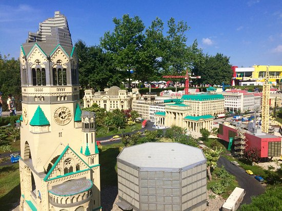 Lego City - Picture of Legoland Deutschland Resort, Gunzburg