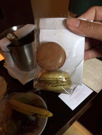 Diegem, België: Coffret chocolat