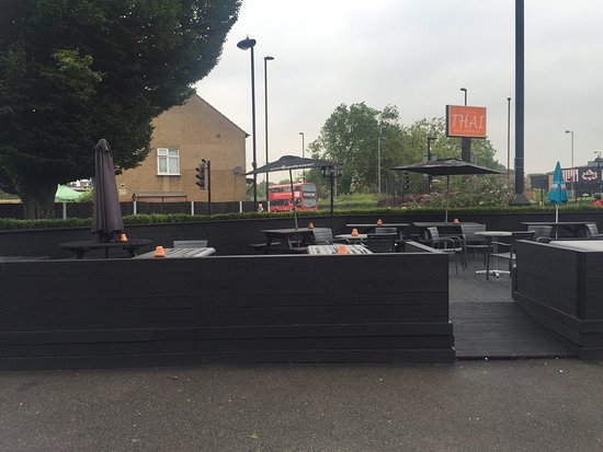 Enfield, UK: The Meeting Bar & Restaurant